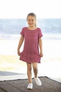 """Bilde av 2121-5 """"Seri""""-kjole. VIKING GARN"""