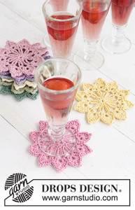 Bilde av Floral Toast by DROPS Design