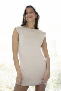 """Bilde av 2125-1 """"Morning"""" -kjole. VIKING GARN"""